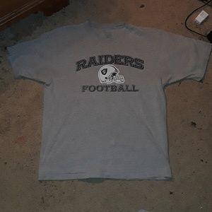 Reebok Raiders Football shirt